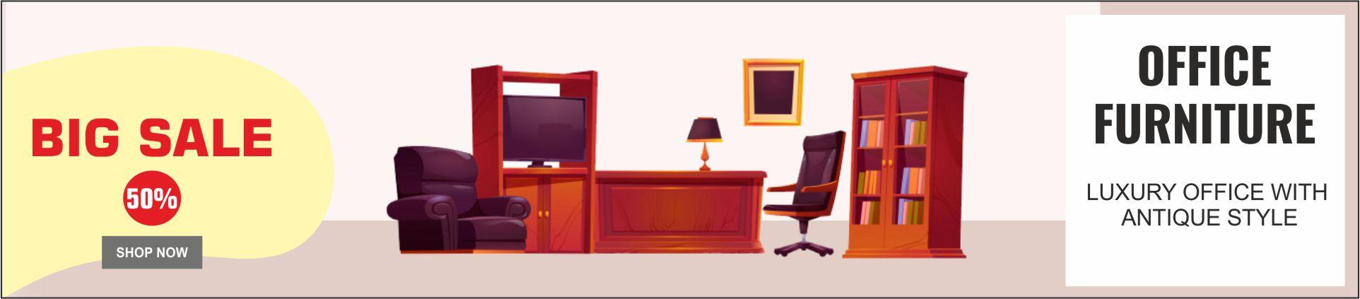 Office Furniture Inner Banner